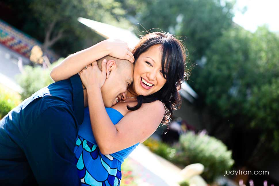 Bernadette & Payon | Los Angeles Engagement Photography