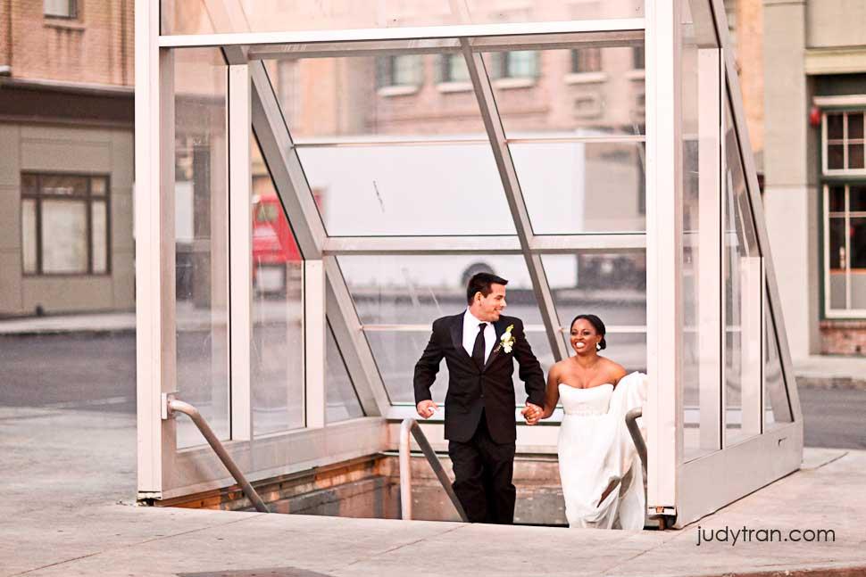Kasie & Tim | Paramount Studios Wedding Photography