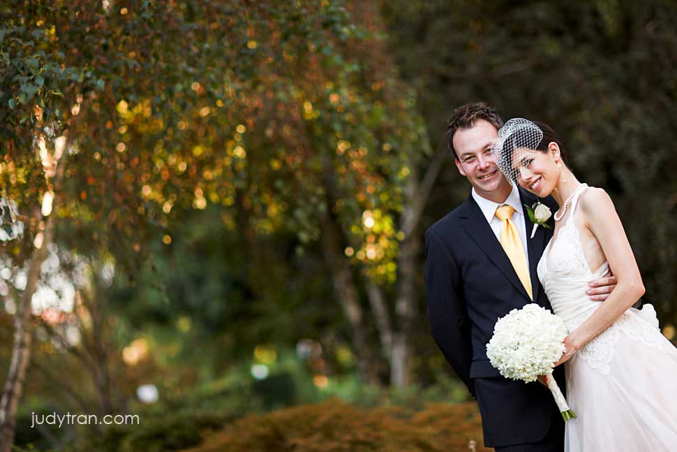Ambassador Campus Pasadena Wedding Photography | Denise & Dennis