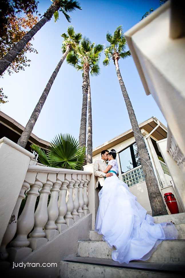 Pomona Wedding Photography – Coco Palms Restaurant | Mae & Pat