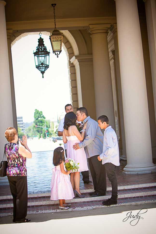 Two Of Us Wedding Photography: Pasadena City Hall Wedding Photography