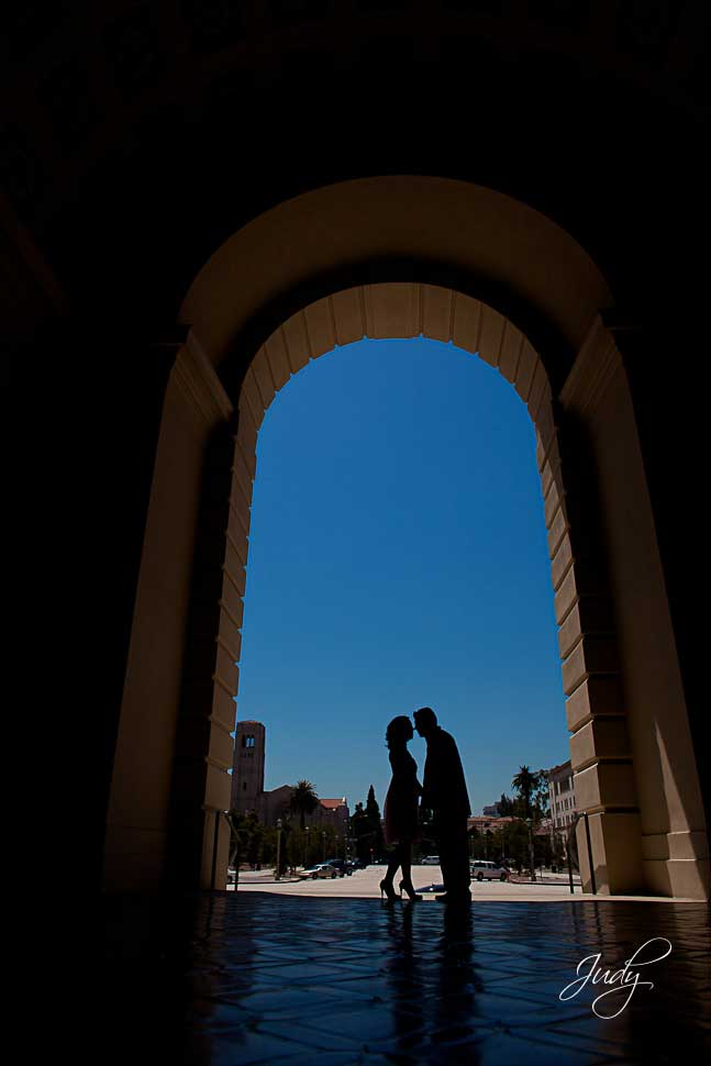 "Pasadena City Hall Wedding Photography | ""Just The Two of Us"" — Melinda & Greg"