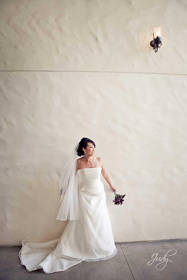 Huntington Hyatt Wedding Photography Bride
