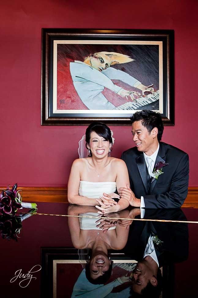 Huntington Hyatt Wedding Photography