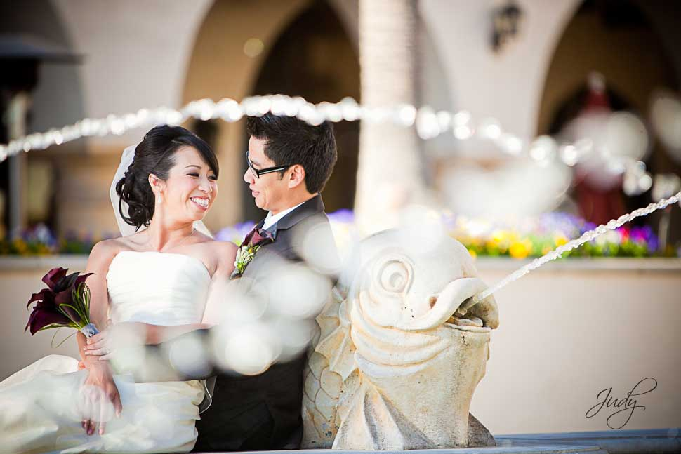 Huntington Hyatt Wedding Photos
