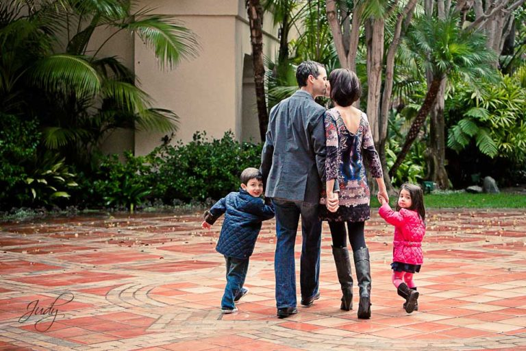 Orange County Family Portrait Photography | The Giglia Family