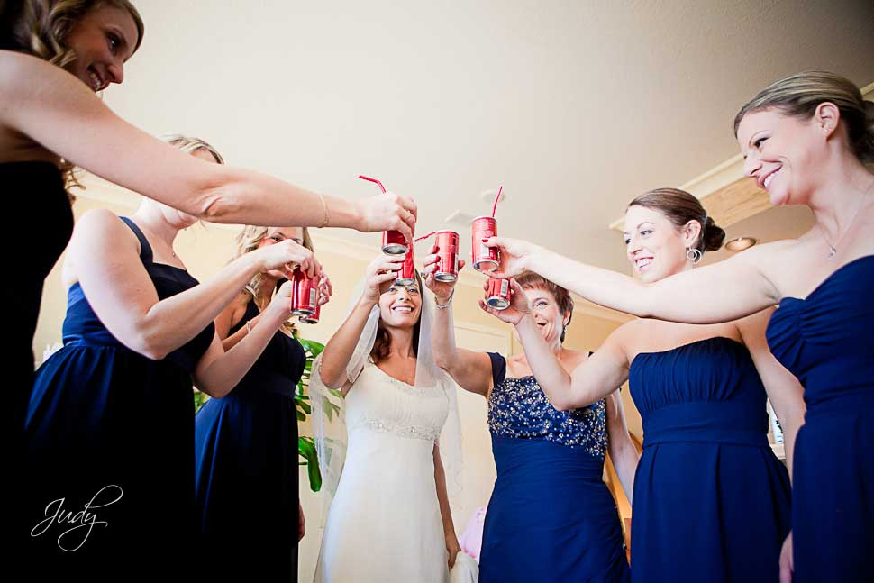 Hyatt Regency Long Beach Wedding Preparation