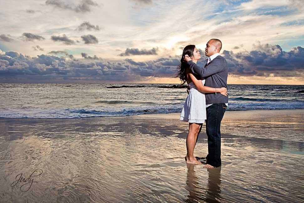 Laguna Beach Engagement Photography Trina Trey