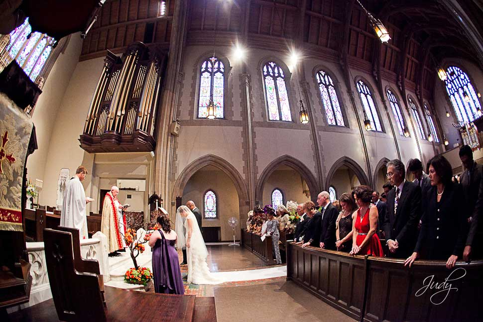 anglicanepiscopal wedding ceremony introducing