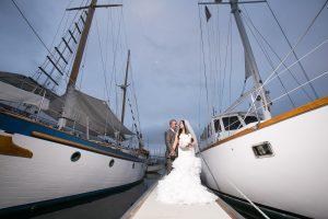 Portofino Hotel Wedding Photography Redondo Beach | Cynthia & Milton
