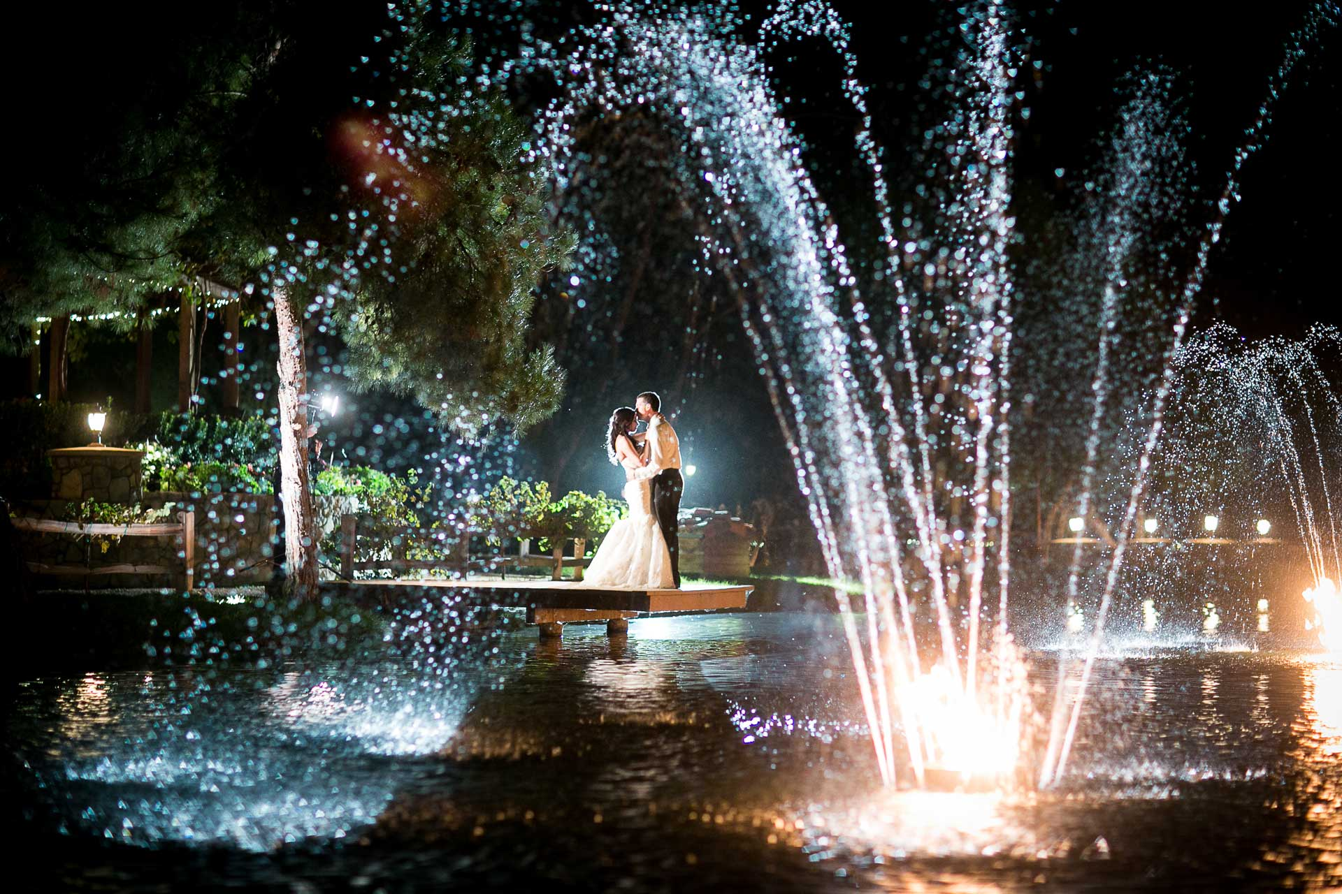Lake Oak Meadows Wedding Photography, Temecula | Aubree & Kyle