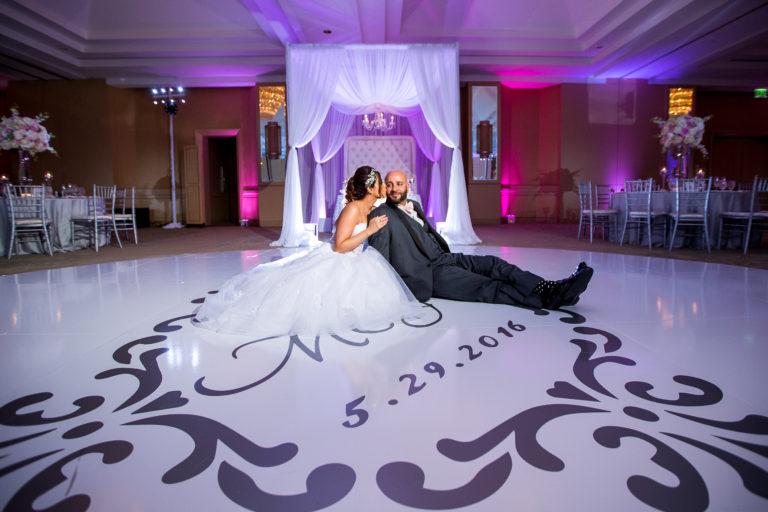 Island Hotel Wedding Photography in Newport Beach | Miriam & Tony