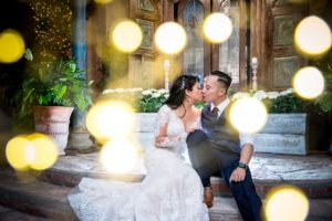 Hacienda Wedding Photos Santa Ana Orange County | Claudia + Jason