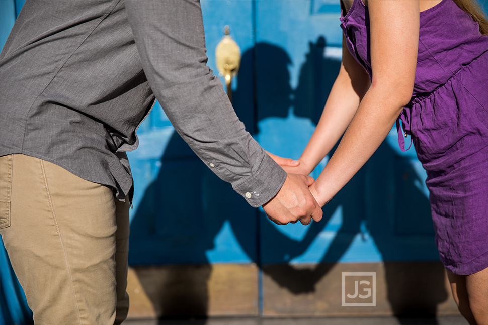 Toontown Engagement Photography