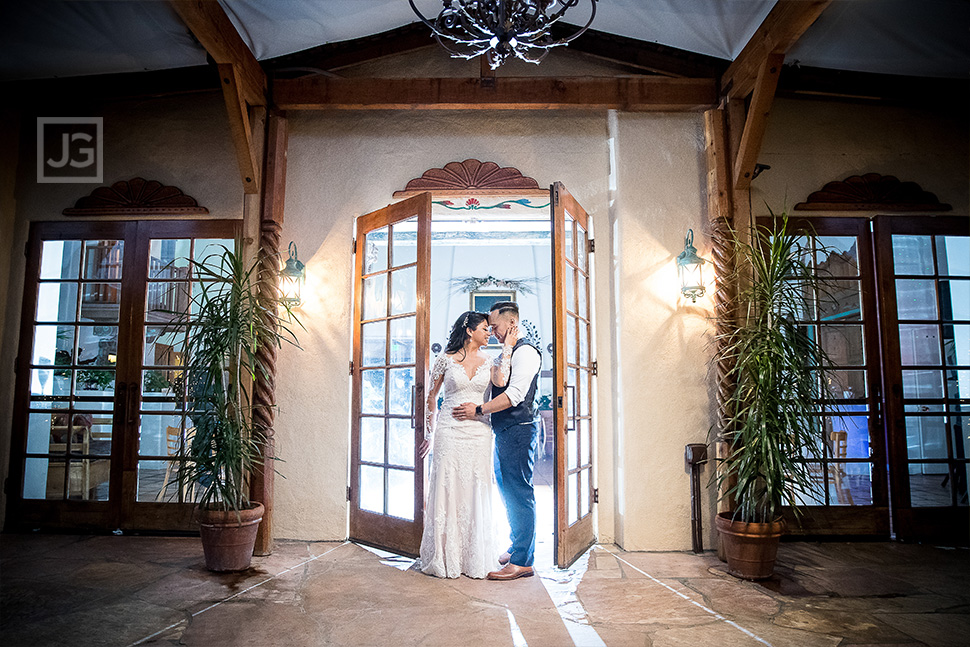 Hacienda Wedding Photos
