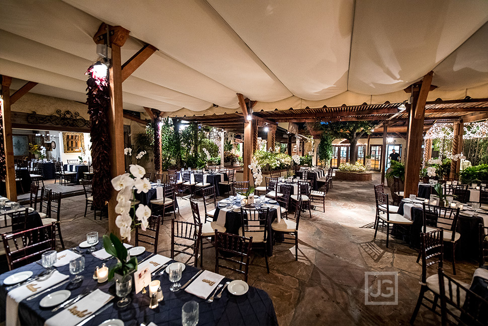 Hacienda Wedding Reception