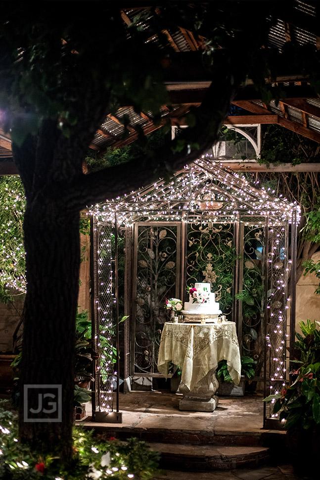 Hacienda Wedding Reception