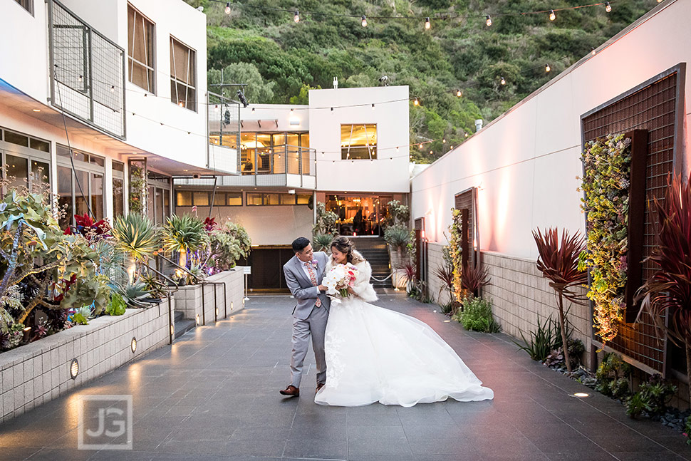 Seven Degrees Wedding Photos