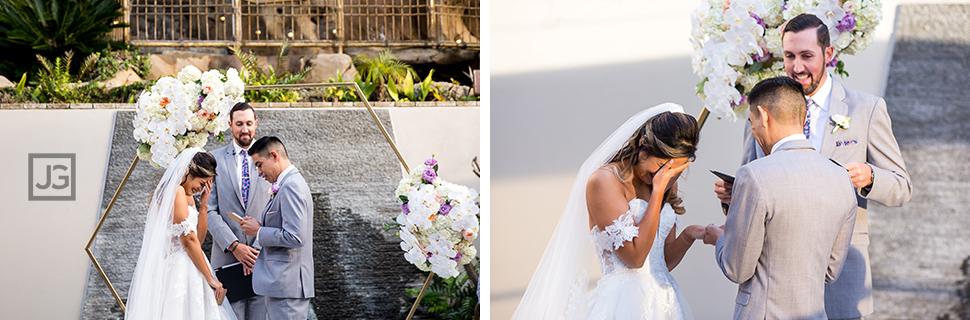 Seven Degrees Wedding Ceremony Vows