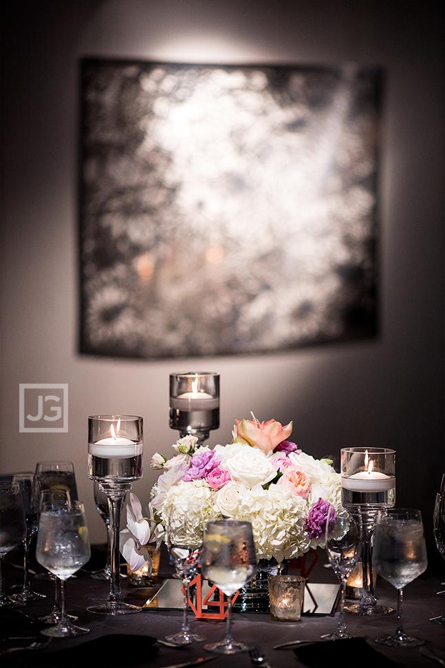 Seven Degrees Wedding Reception