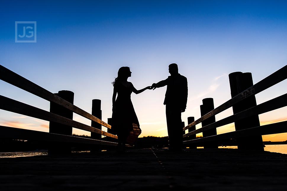 San Dimas Engagement Photography Sunset