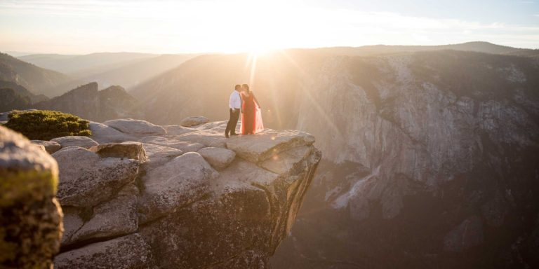 Yosemite Engagement Photography, Milky Way Photos | Joyce + Won Ho