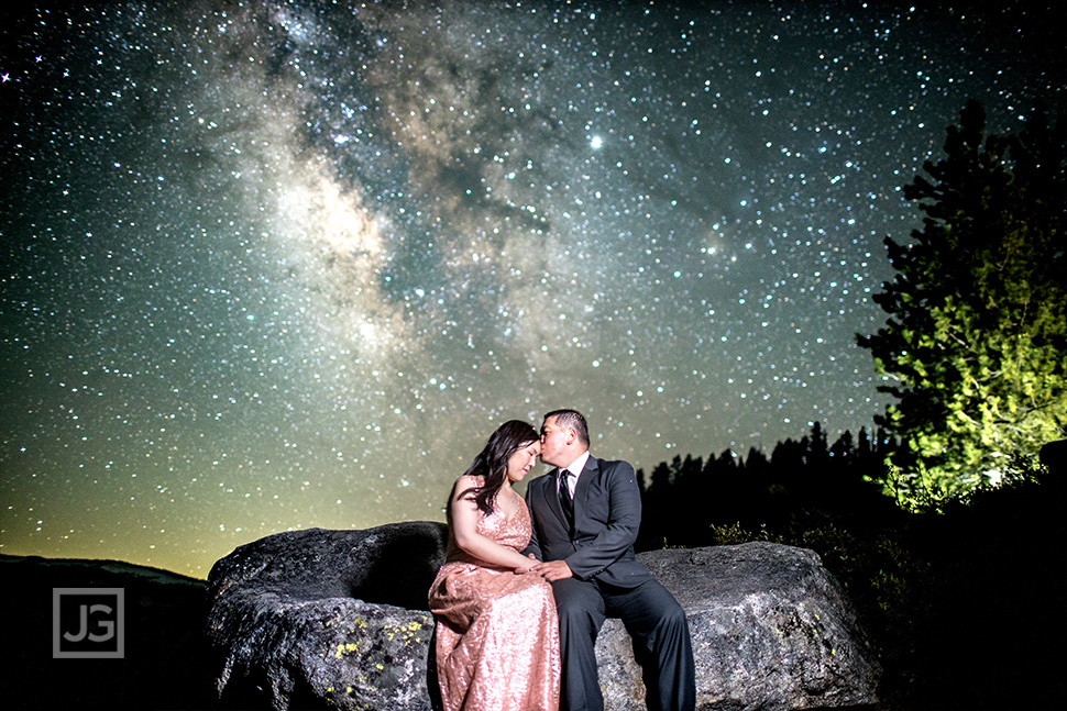 Wedding Astrophotography Milky Way