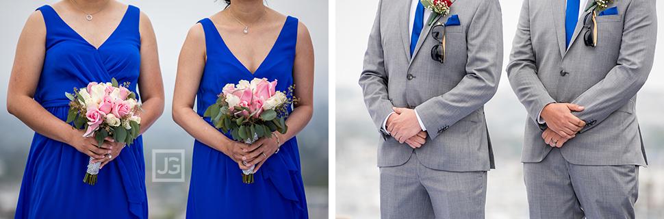 Marina Del Rey Mariott Wedding Ceremony