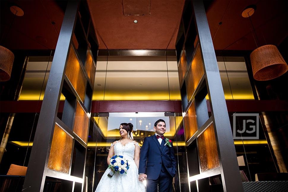 Marina Del Rey Mariott Wedding Photography