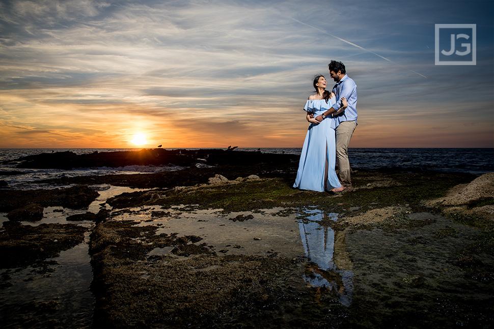 Laguna Beach Sunset Photography