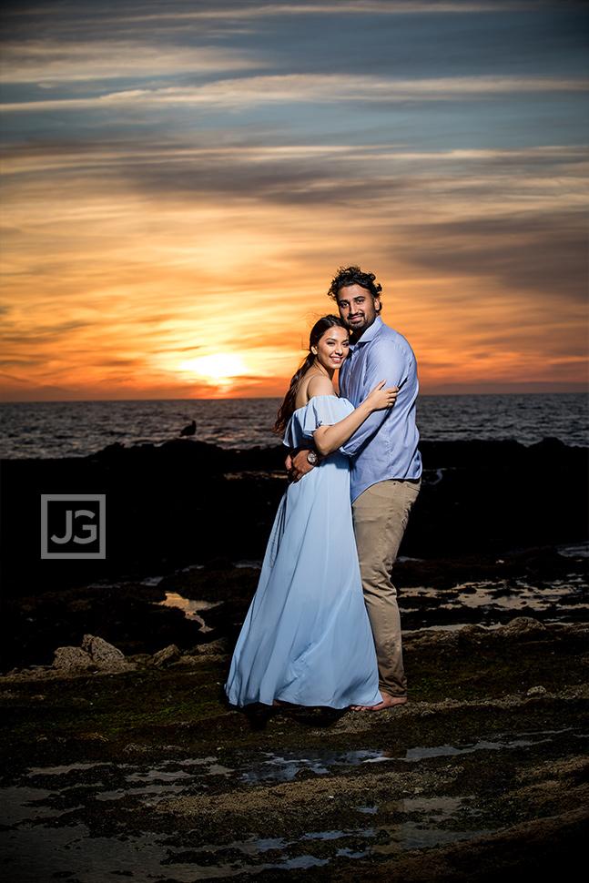 Laguna Beach Engagement Photography