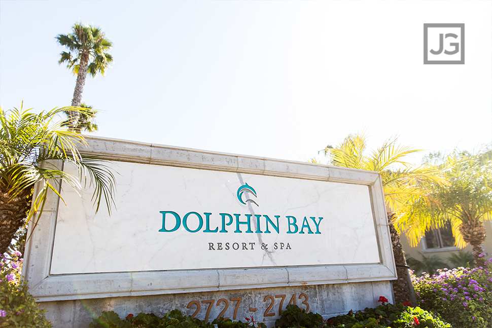 Dolphin Bay Front Entrance