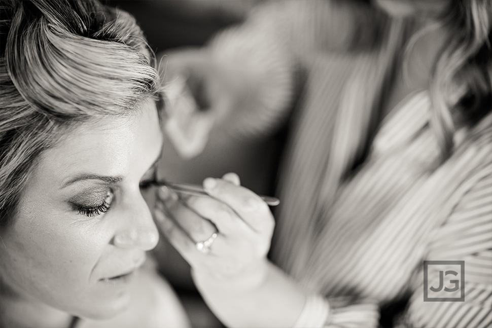 Pismo Beach Bride Preparation