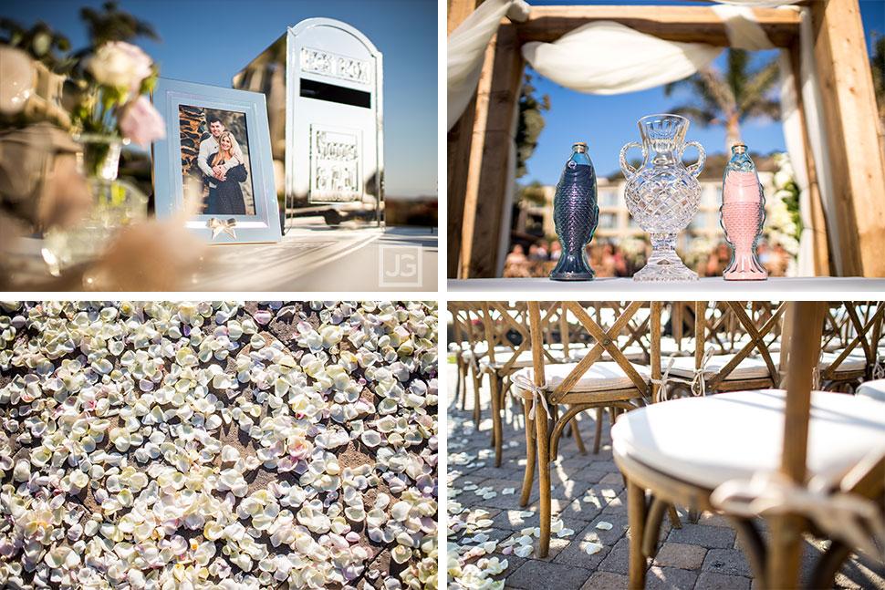 Dolphin Bay Resort Wedding Ceremony Details