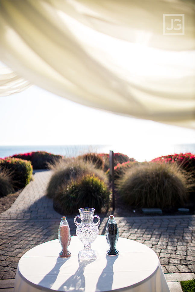Dolphin Bay Resort Wedding Ceremony Sand