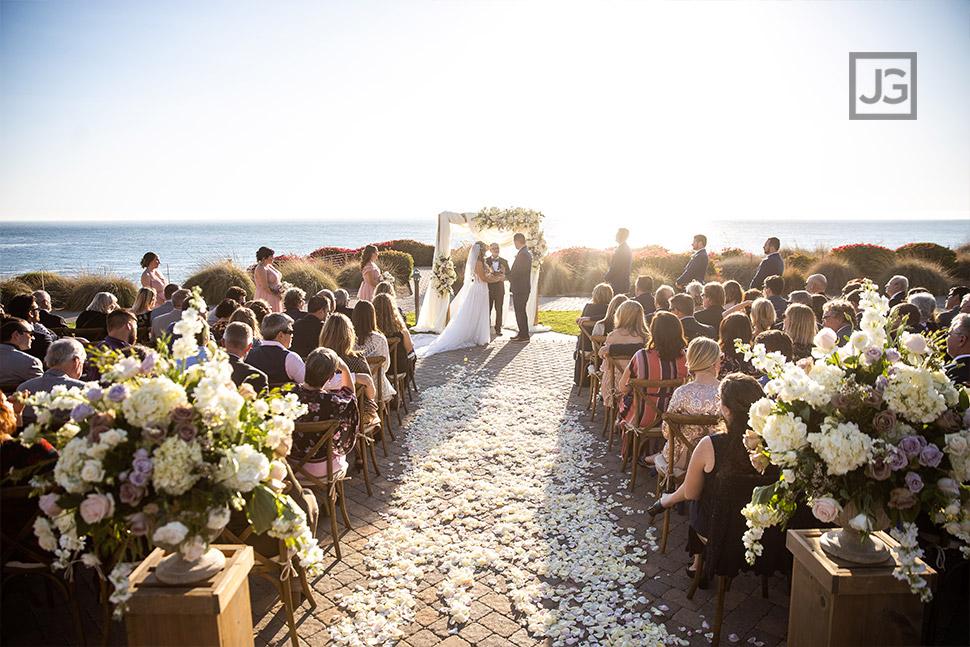 Dolphin Bay Resort Wedding Ceremony