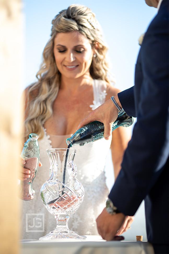Pismo Beach Wedding Sand Ceremony
