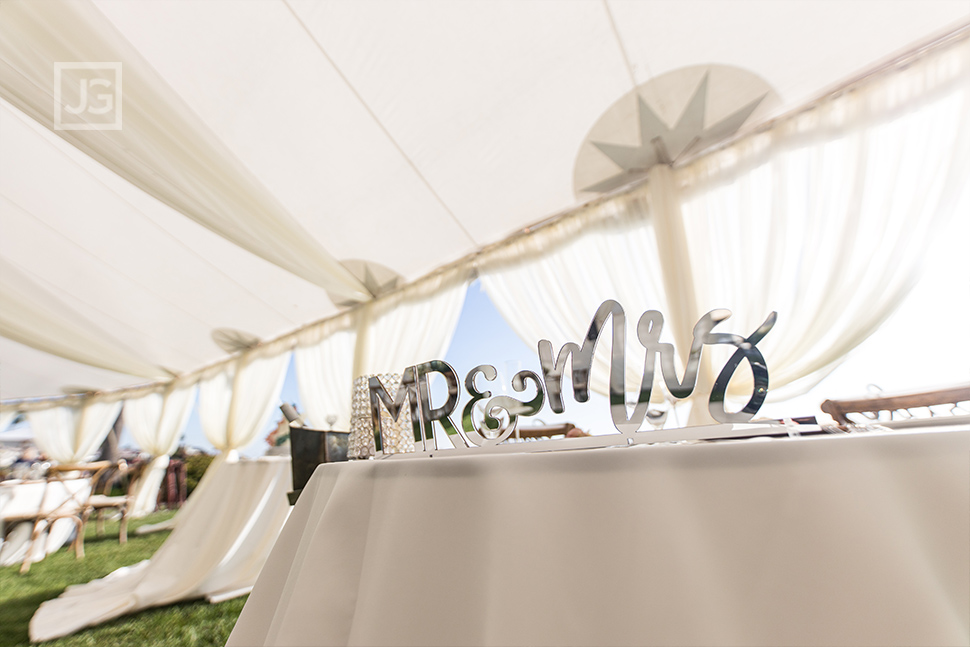 Dolphin Bay Resort Wedding Reception