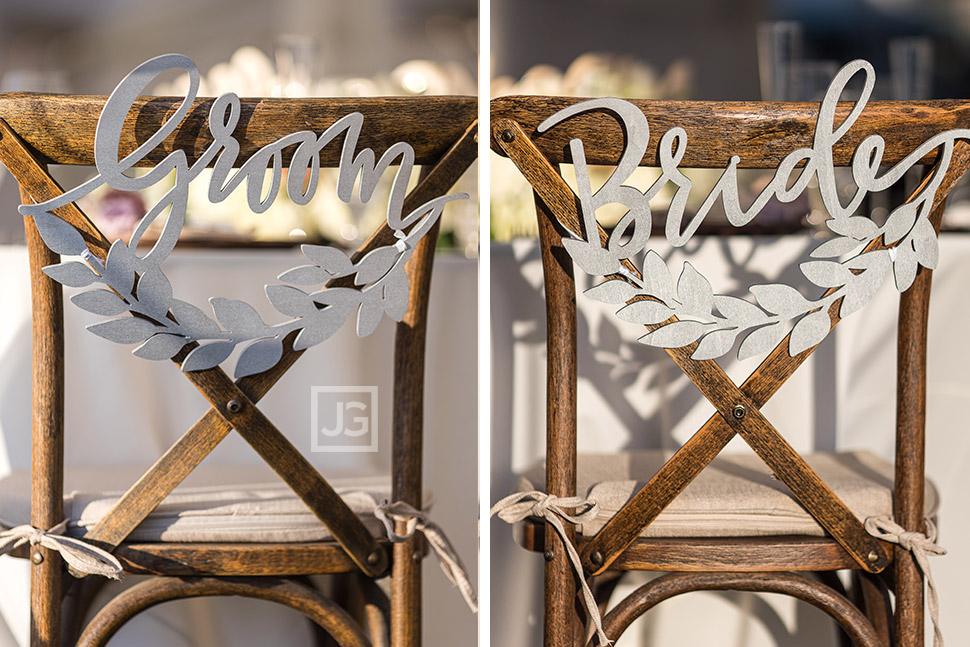 Dolphin Bay Resort Wedding Reception Details