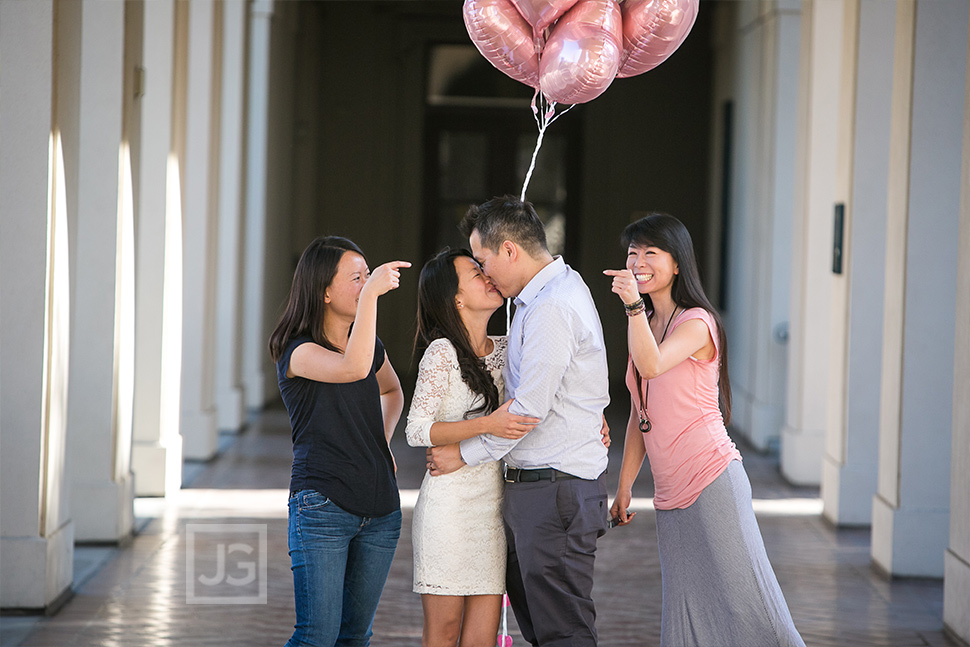 Funny Wedding Photo Pasadena