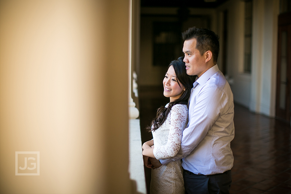 Pasadena City Hall Elopement Wedding Photography