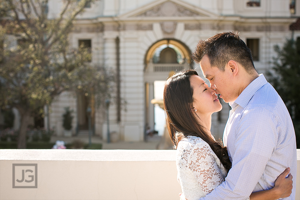 Courthouse Wedding Photography Pasadena
