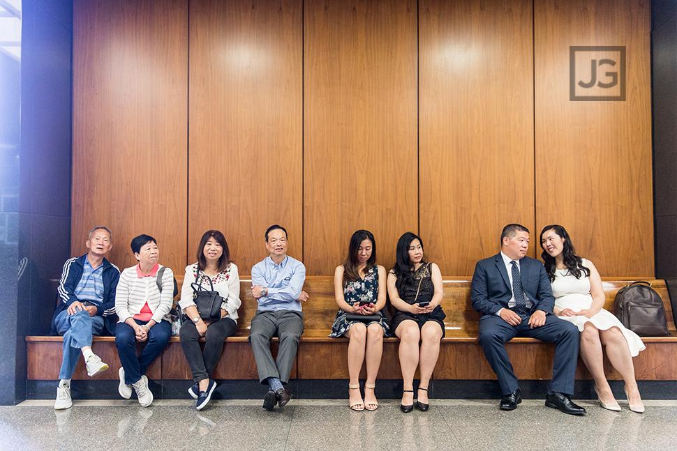 Beverly Hills Civil Ceremony
