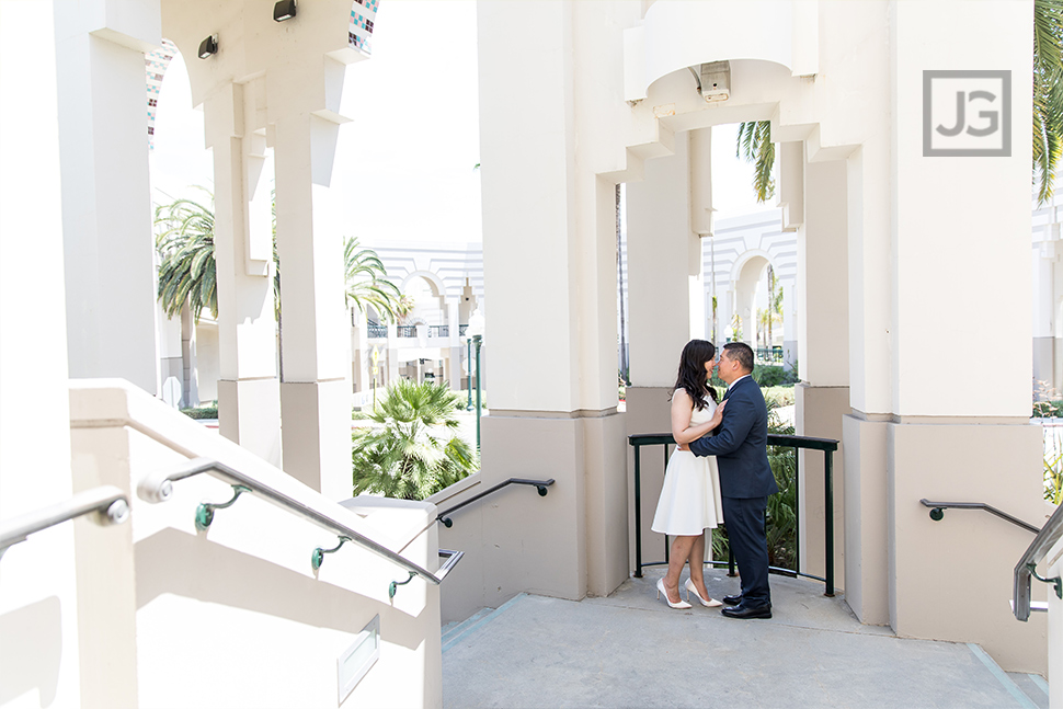 Beverly Hills Courthouse Wedding Photos