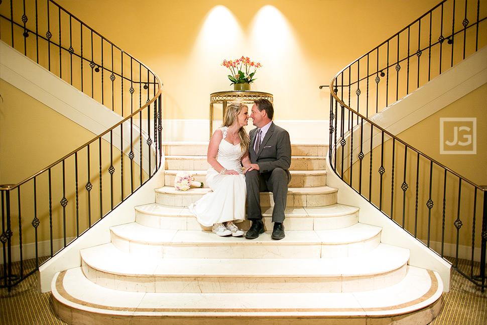 Casa Del Mar Elopement Wedding Photography