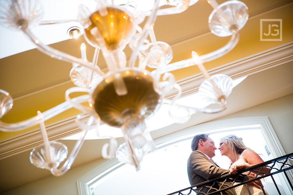 Casa Del Mar Elopement Wedding Photo