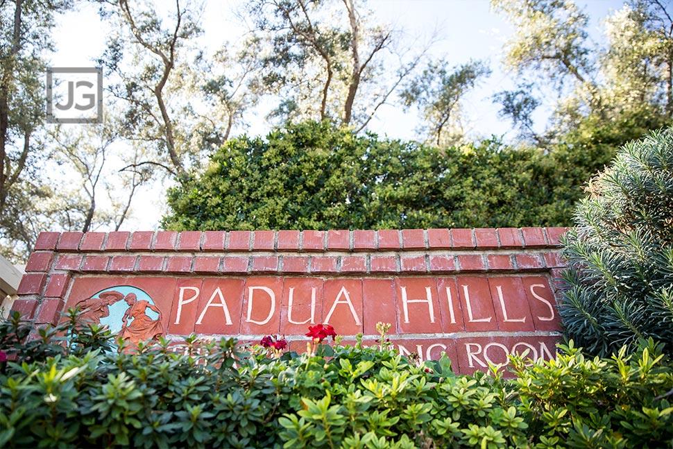 Padua Hills Theatre Front Sign