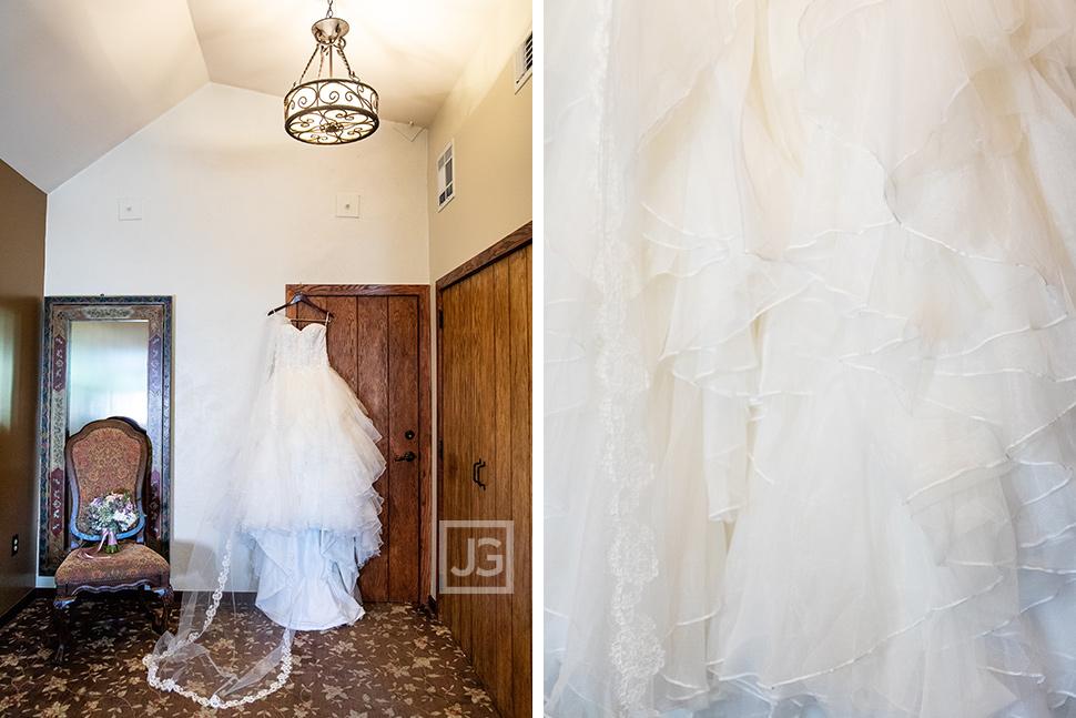 Padua Hills Theatre Wedding Dress