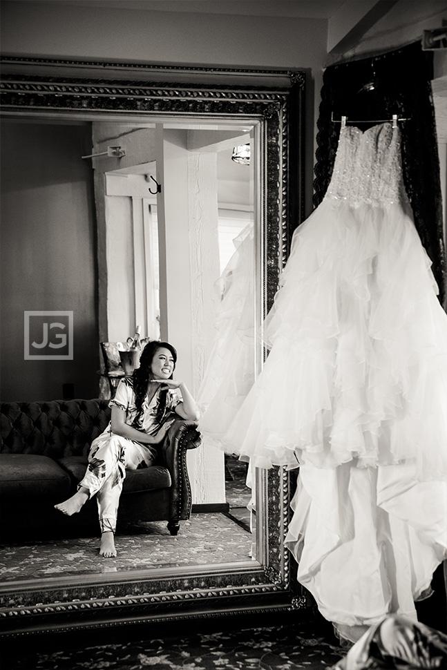 Padua Hills Theatre Bridal Ready Room