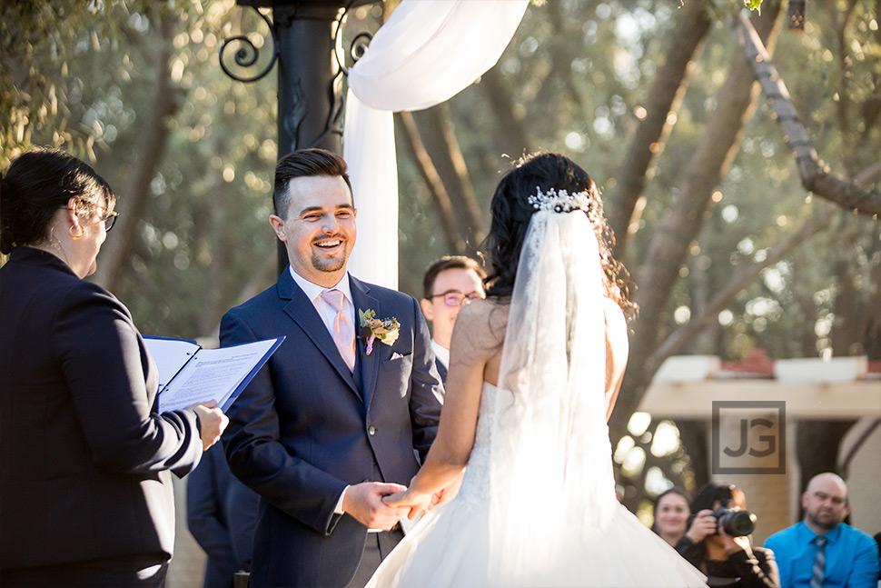 Padua Hills Theatre Wedding Ceremony Vows